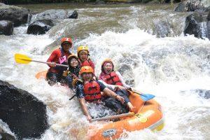 5 Wisata Arung Jeram di Jawa Timur