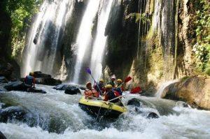 Bosamba Rafting, Bondowoso
