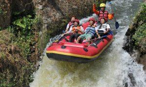 Kasembon Rafting, Malang