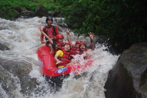 Rafting Pacet, Mojokerto