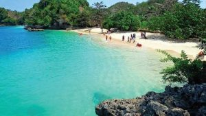 Pantai Tiga Warna, Malang