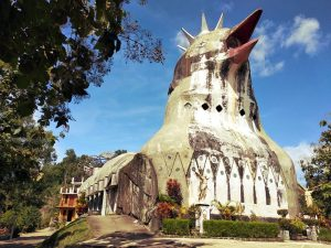 Bukit Rhema Gereja Ayam