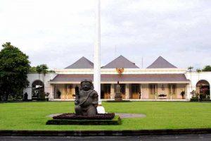 Istana Negara, Gedung Agung Yogyakarta