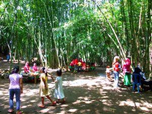Kampung Bambu Klatakan - Magelang
