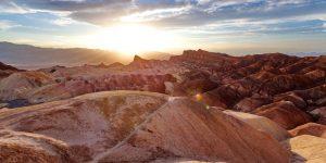 Beberapa Fakta Death Valley, Tempat