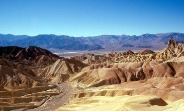 Keajaiban Yang Ada Di Lembah Kematian California, Amerika