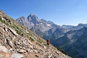 Pendakian Terbaik di Taman Nasional Grand Teton